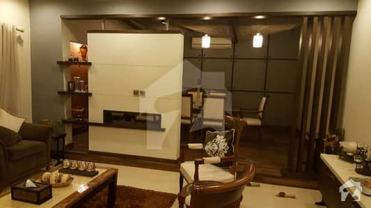 Defence Sea View Apartment 2nd Floor For Sale Fully Out Class Renovated