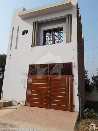 3 Marla Double Stoery Home For Sale Investment Opportunity