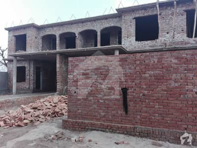 Double Storey House Is Available For Sale In Rana Homes, Shalimar Colony