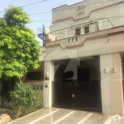 10 Marla Double Storey Full House Available For Rent In PGSHF-1