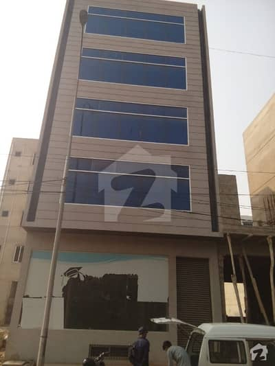 Commercial Building For Sale In DHA  Phase 7