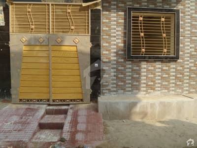 Single Storey Brand New Beautiful House For Sale at Al Qadoos Town Okara