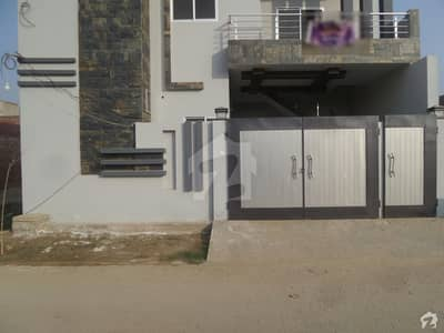 Double Storey Brand New Beautiful House For Sale In Shalimar Town Okara