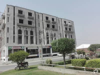 Flat Available For Sale At Saramco Center