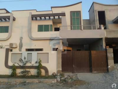Double Storey Brand New Beautiful House For Sale At Pak Villas, Okara