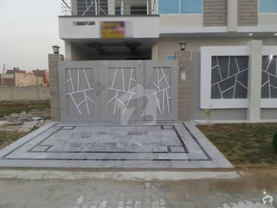 Double Storey Brand New Beautiful House For Sale At Al Raheem City, Okara
