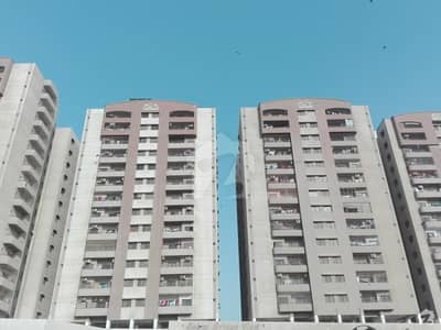 1st Floor Corner Flat Is Available For Sale