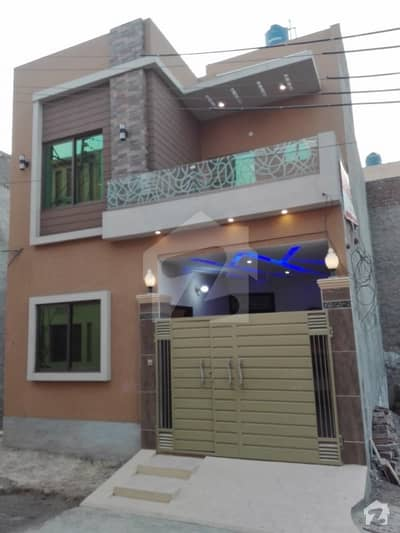 Block A 4 Marla Brand New House Is Available For Sale