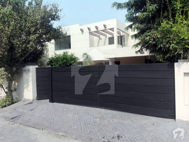 2 Kanal Beautiful House Is Available For Sale In DHA