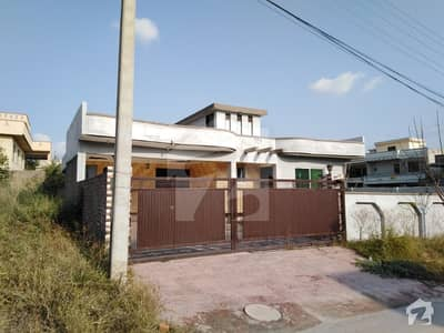 One Kanal Single Storey House For Sale