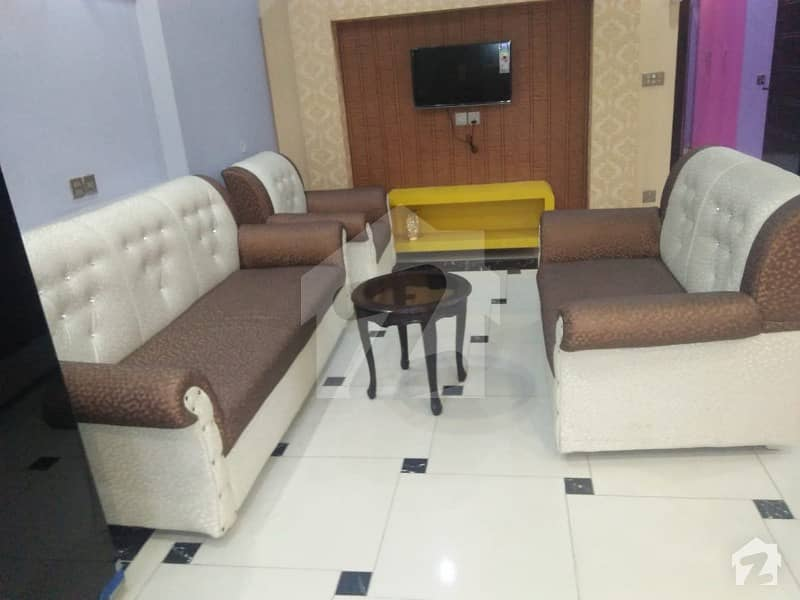 12 Marla Full Furnished Portion Is Available For Rent in CC Block Bahria Town Lahore