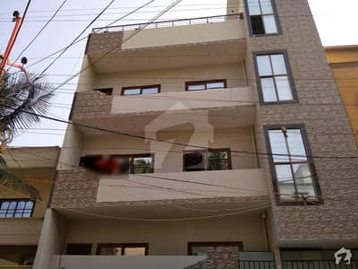 Brand New G Plus 2 House For Sale In North Nazim Abad