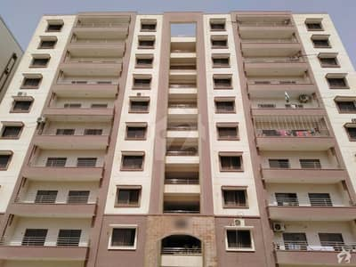Top Floor Flat Is Available For Sale In G + 9 Building