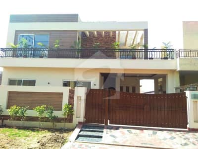 Outclass 10 Marla Brand New Designer Bungalow For Sale In Dha Phase 4 Lahore