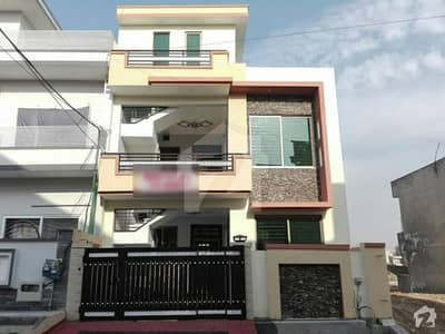 Brand New House Is Available For Sale In Naval Anchorage Block G