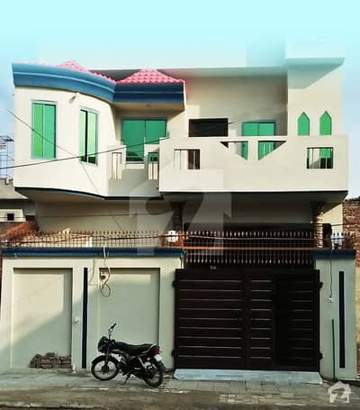 5 Marla  House For Sale Brand New Shatab Garh