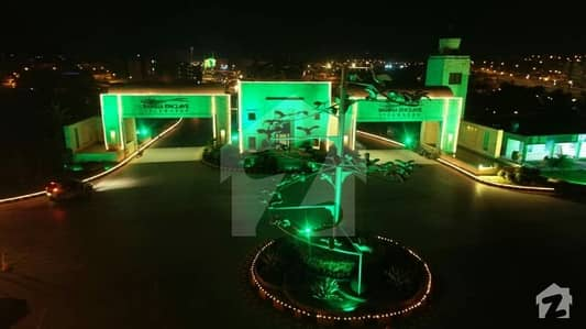 Bahria Enclave Sector N 5 Marla Residential Plot File For Sale