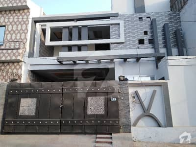Double Storey House Is Available For Sale In Muradabad Colony