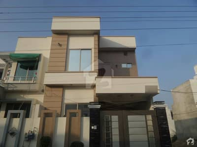 Double Storey Brand New Beautiful House For Sale At Green City Okara