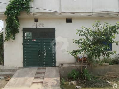 Single Storey Beautiful Corner House For Sale at Rehmat Purah Okara