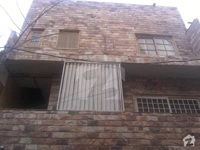 Triple Storey House For Sale In Defence View 120 Sq Yard