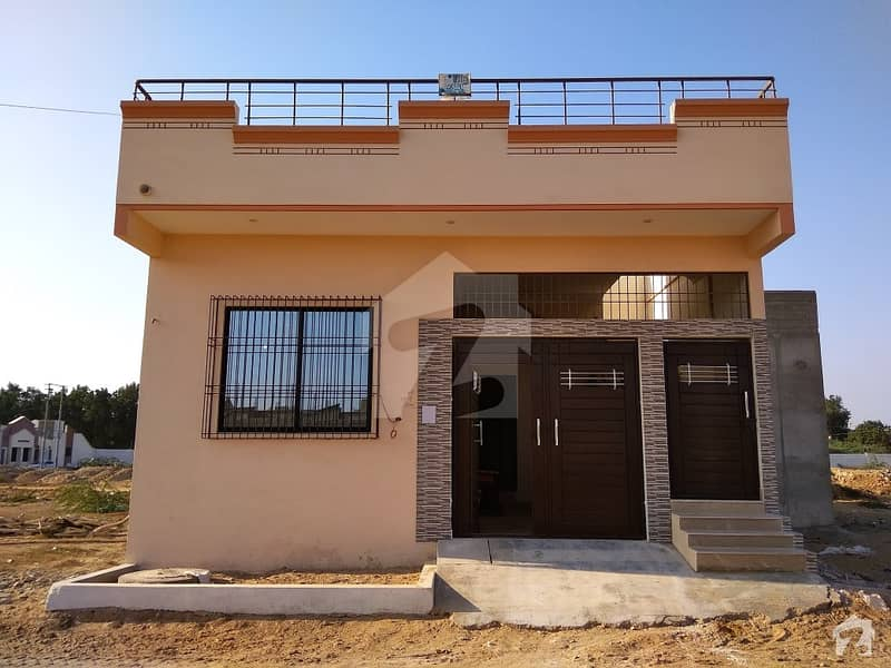 Brand New Single Storey House Is Available For Sale In Scheme 33