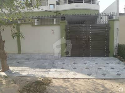 Double Storey Beautiful House For Sale At Jawad Avenue, Okara