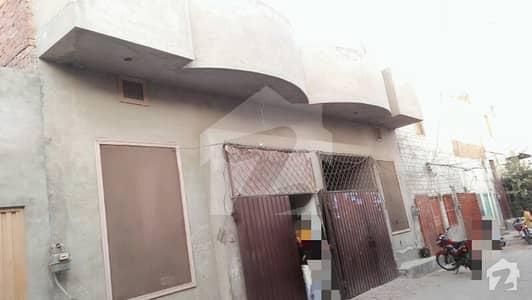 Abdullah Colony, Street No 3, Samundri Road, 3 Marla Double Storey House For Sale