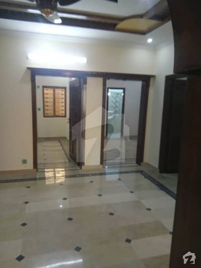 5 Marla Beautiful Brand New First Floor And 2nd Floor Portion For Rent Available Ghauri Town Islamabad