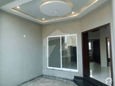 5 Marla Luxury Brand New Villa For Sale In State Life Housing Society Lahore