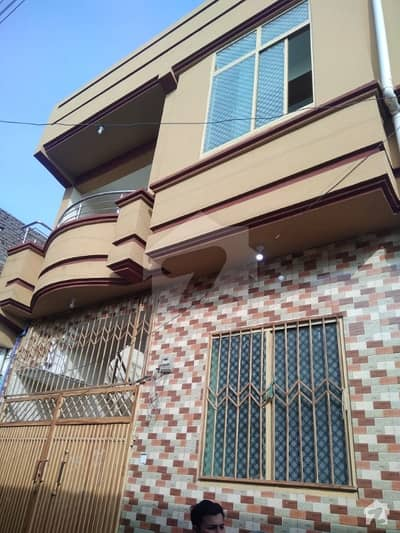 3 Marla Double Storey New Furnished House For Sale