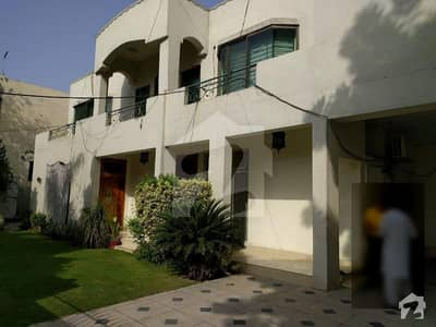 10 Marla 3 Story 7 Bed Fully Marble Tiled Near Wahdat Road House For Sale