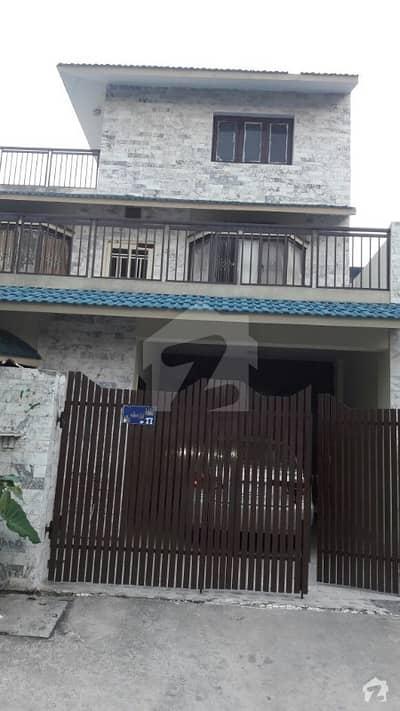 F-6/1 Islamabad Livable 11 Marla House In CDA Sector