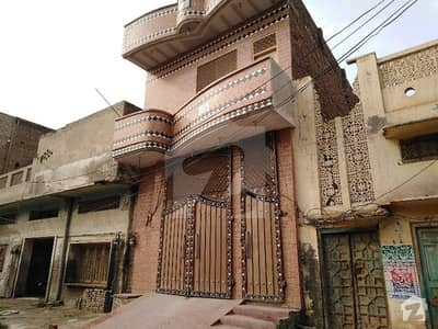 Double Storey House Available For Sale On Main Road