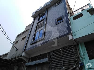 3 Storey New House And Commercial Shop Available For Sale On Main Road