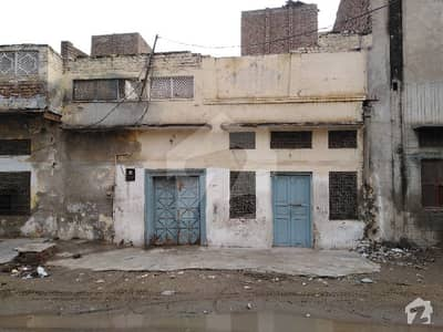 Old House Available For Sale On Main Road