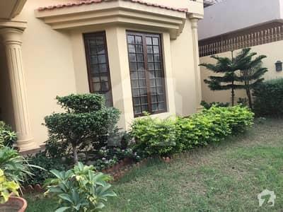 ڈی ایچ اے فیز 7 ڈی ایچ اے کراچی میں 4 کمروں کا 1 کنال مکان 8.75 کروڑ میں برائے فروخت۔