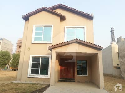 6 Marla House For Sale In Bahria Homes Sector E Bahria Town Lahore