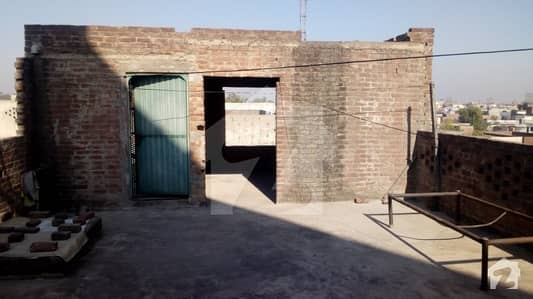 2. 75 Marla House With Shop For Sale