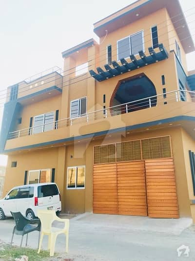 Corner House Is Available For Sale In Fazal E Haq Gardens Society Opposite Millat Tractors Factory Near Begumkot