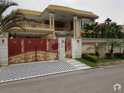 Beautiful 2 Kanal House Solid Construction For Sale