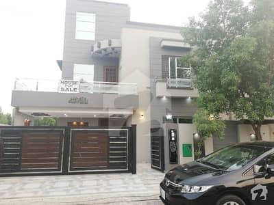 10 Marla House For Sale In Rafi Block Sector E Bahria Town  Lahore