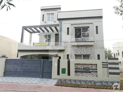 10 Marla Brand New House For Sale Located In Iris Block Sector C Bahria Town Lahore