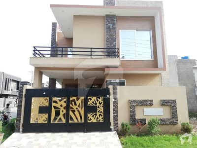5 Marla Breand New House For Sale Located In Canal Garden Lahore