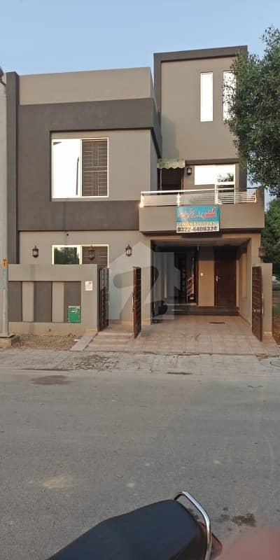 Brand New 5 Marla House For Sale In Rafi Block Bahria Town Lahore