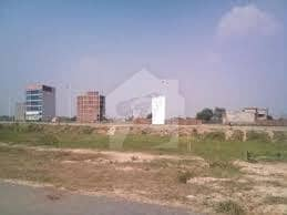 Facing Parking Plot Available For Sale In DHA Lahore
