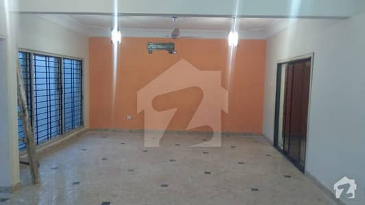 Defence Sea View Apartment Ground Floor Flat For Rent
