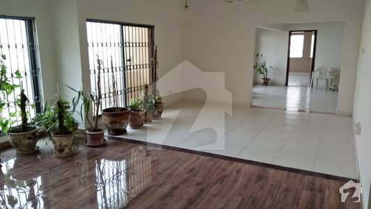 Defence Sea View Apartment First Floor Flat For Rent