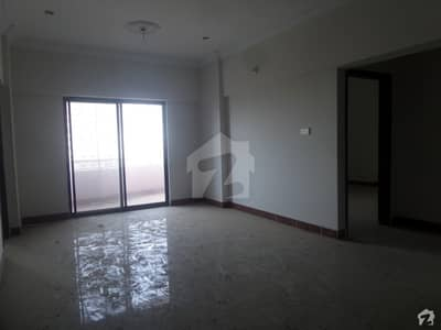 West Open Corner Flat Is Available For Sale At Shanzil Golf Residencia Malir Cantt