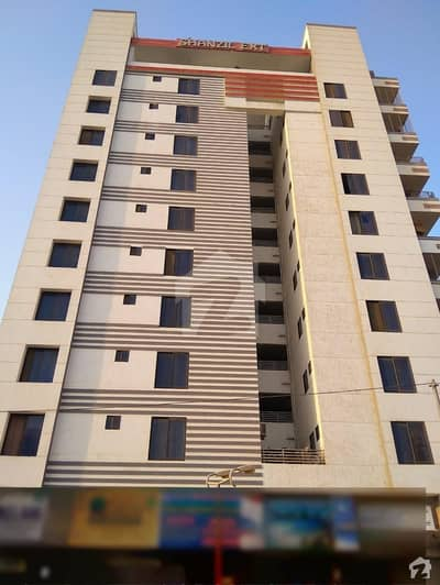 West Open Flat Is Available For Sale At Shanzil Golf Residencia Malir Cantt
